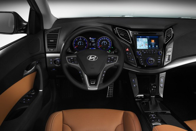 Hyundai i40 Tourer cabin