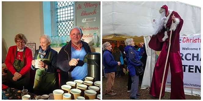 10th Annual Deepdale Christmas Market Raises Over £10,000 For Charity