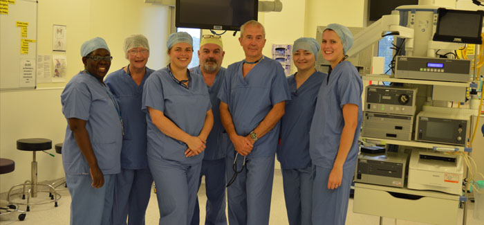 NNUH becomes thoracic surgery centre
