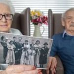 Couple set to celebrate their 75th Valentine's Day together as a married couple – at the age of 95