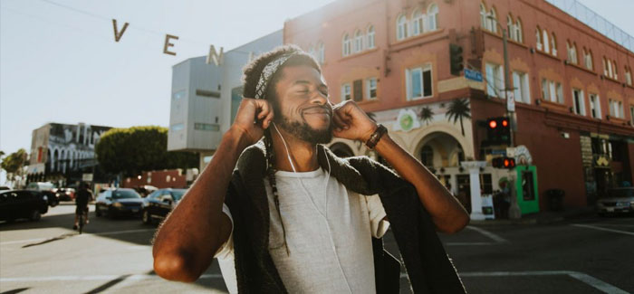 "Adults who listened to reggae and classical music as children are more likely to be open to trying new foods, sports, fashions and books as they grow up, a leading psychologist has claimed. Catherine Loveday of Westminster University in London came to the conclusion after studying the results of O2's research of 2,000 adults into the extent to which music affects behaviour later on in life. She suggests adults who are exposed to a wide array of music during their formative years end up with a greater desire to broaden their social and culinary boundaries. Heavy metal and soul music are least likely to contribute to a willingness to participate in anything new. The research found more than a quarter of those whose parents regularly listened to reggae were open to trying new things, compared to one fifth of those who were exposed to classical music. However, by contrast just four per cent of adults who listened to heavy metal and soul at a young age said they are now open to being adventurous and experimental. Prof. Loveday, a music psychologist, said: ""Music is a very fundamental way for parents to connect with their children so it is not surprising that musical tastes get passed on. ''But it is interesting to think that listening habits might also nurture open-mindedness and flexibility, as well as a yearning for live music. ""We have known for a while that exposing young children to lots of new foods will help them to develop a more adventurous palate and it looks like the same thing might be true of music"". The study also found the age at which people experience their first live gig also has a big impact on their attitudes to new activities. Children who went to their first gig aged between four and six years old are much more open to trying new things now (33 per cent) than those who attended a musical festival or concert over the age of 22 (nine per cent). They are also more likely to want to attend regular gigs as they get older, with four in five (81%) of those going to gigs before seven wishing they could attend live music at least once a month now. Conversely only a third (34%) of those who waited until they were over 22 are keen to regularly attend live music events. Further to impacts on behaviour, the research also revealed that continuing to listen to this wide breath of music as we get older increasingly has less of an impact on our characteristics. In fact, the research revealed that after 35, interests in hearing new music genres is on the decline. People are most receptive to different genres and sounds between the ages of 24 and 35, with nearly half (45%) in that age group saying they are now very happy to listen to the same music as their parents, after which they become less inclined to listen to new music. Range of music listened to when younger also has an impact on the music you're most likely to listen to in later life. Those who listened to a diverse range of music growing up, are most likely to listen to hip hop, drum and bass and reggae. Nina Bibby of O2 said: ""Music connects us on an emotional level so it's perhaps no surprise to see that the music we listen to growing up shapes our approach and attitude to other aspects of our life. ""There's nothing quite like live music to make you feel alive and we want to encourage people to seize the moment and breathe it all in. '' * The research was carried out by OnePoll as part of O2's Live Experiences campaign, which encourages consumers to 'Breathe It All In' by seizing the moment to watch their favourite music, artist or band. Through Priority Tickets our customers have access to over 5,000 live shows in more than 350 venues across the UK so there's no better time to explore exciting new live experiences."