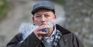 A quarter of smokers would NOT try vaping