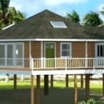 6 Tiny Beach Cottage Plans