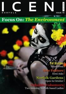 Iceni Magazine Norfolk Issue 78 Cover