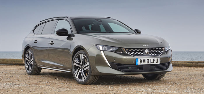 New Peugeot 508 SW 2019 review
