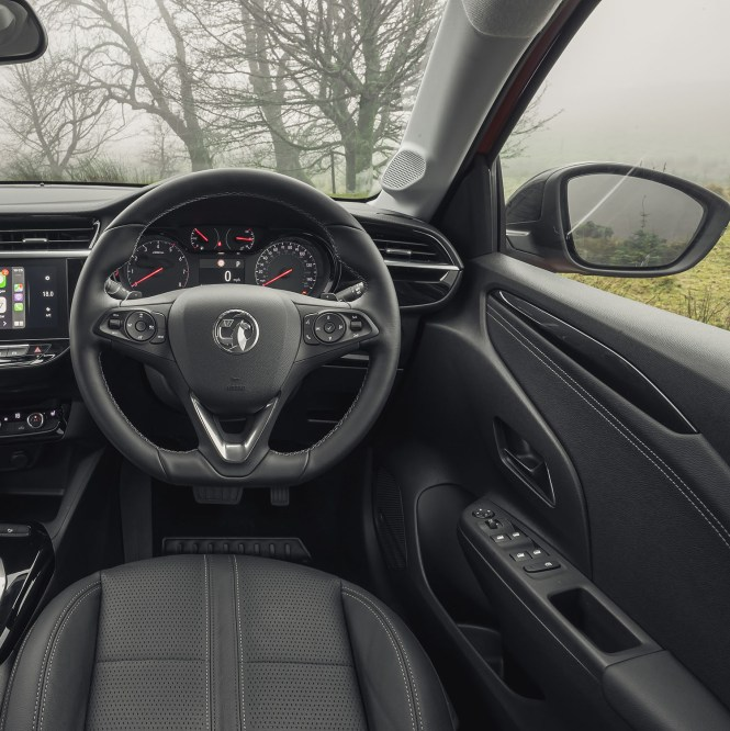 All-new Vauxhall Corsa Review cockpit