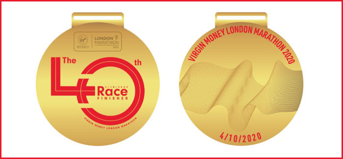 My Virtual London Marathon Experience