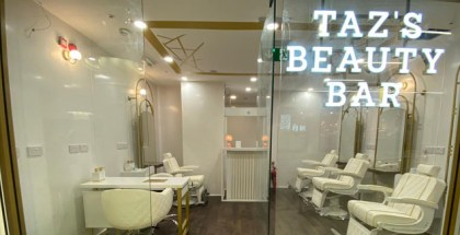 New beauty bar