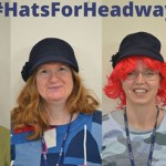 Join Headway's hat-throwing Guinness World Record attempt this May