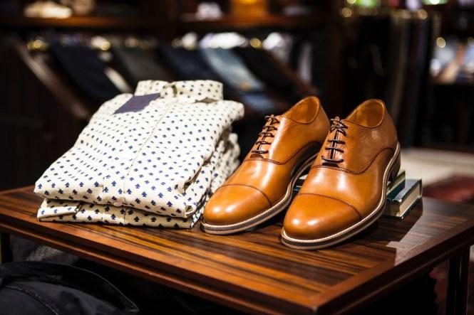 smart casual footwear