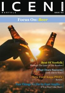 Iceni Magazine Norfolk Issue 102