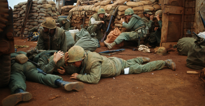 Rare Vietnam War Photos