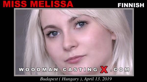 Miss Melissa – Woodman Casting X