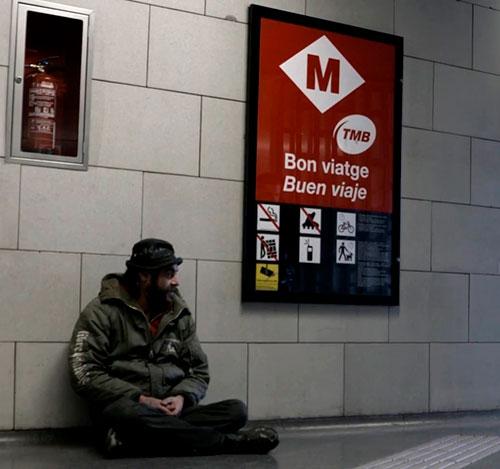 Homeless Entrepreneur