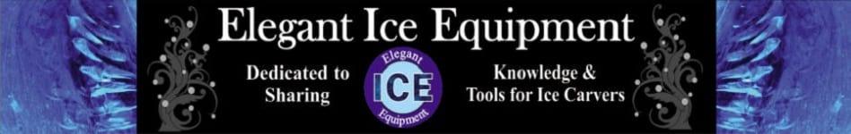 Elegant Ice Scholarship Logo
