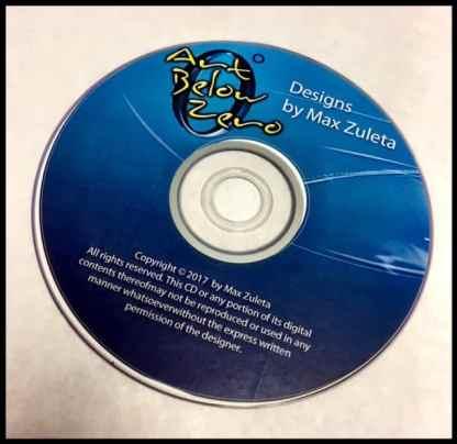 Art Below Zero CD