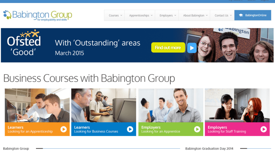 Babington Business College