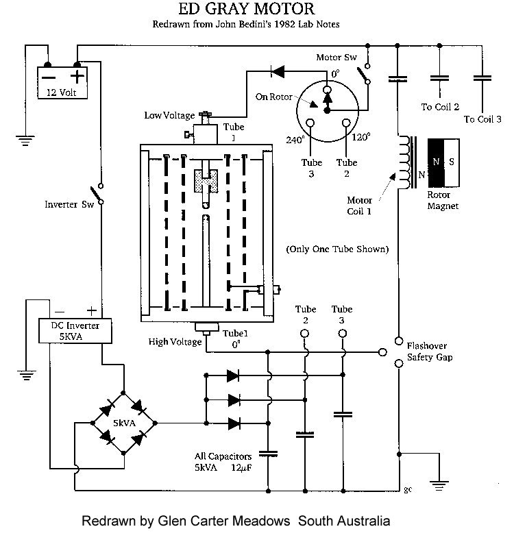 Ac Delco Wiring Diagrams Icestuff Com Edwin Gray Tube Power Construction Details