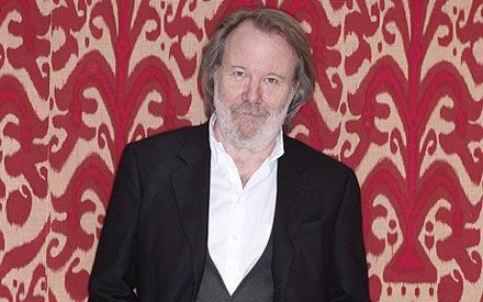 I'm the greatest Beatles fan - Benny Andersson