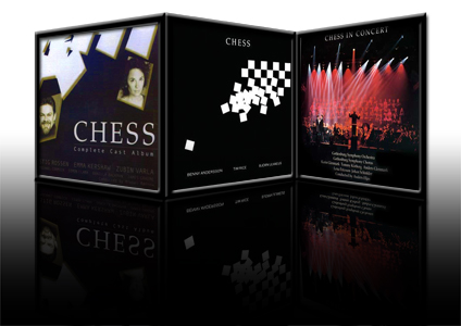CHESS CD Montage