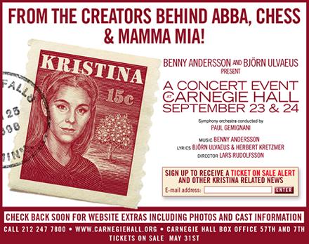 Kristina website