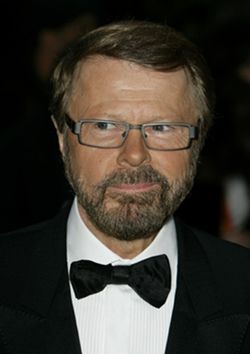 Björn at the National Movie Awards