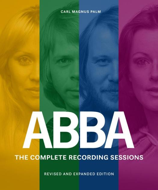 ABBA - The Complete Recording Sessions cover