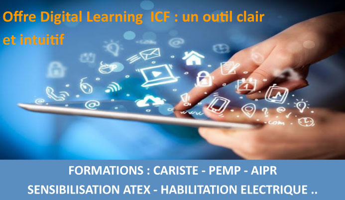 ICF E-learning