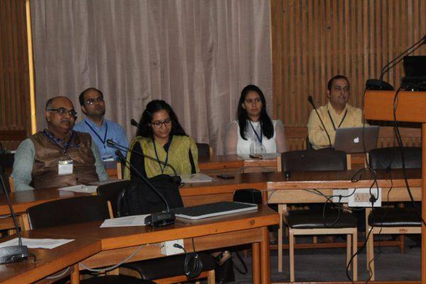 Dr-Shirshendu-Mukherjee-Ms-Molshree-Pandey-Sachin-Gaur-Nimisha-Singh-and-Alok-Chaudhary-at-IC-Innovator-Club-First-Meeting-1024x683