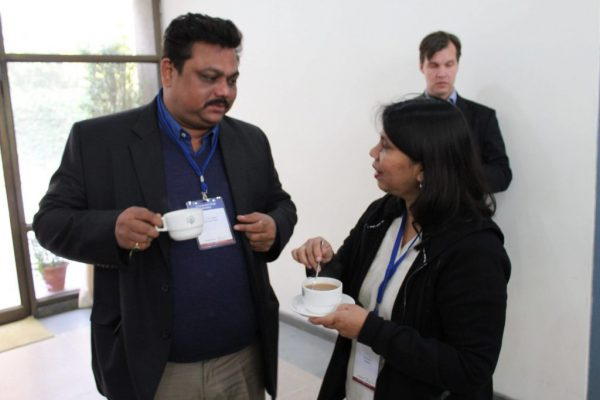Prof.-Satyabhushan-Das-and-Ashwini-Ookalkar-at-IC-InnovatorCLUB-third-meeting-1024x683