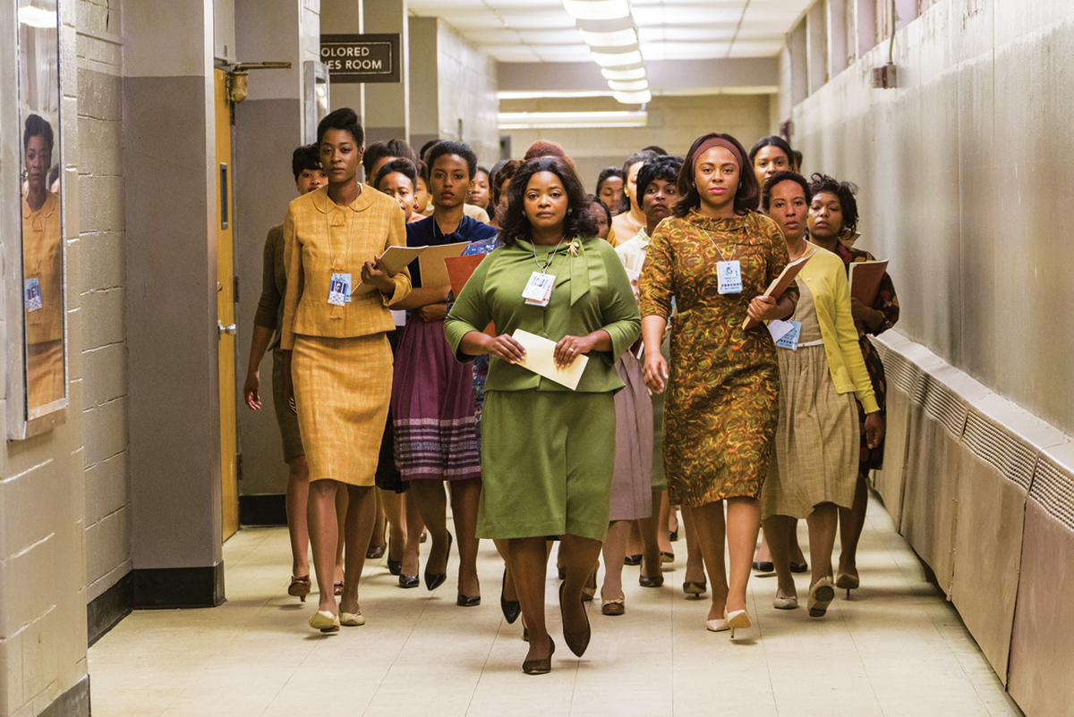 Image result for hidden figures hallway