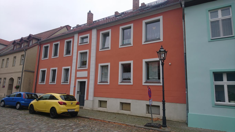 2-Raum-Mietwohnung im Zentrum von Luckau