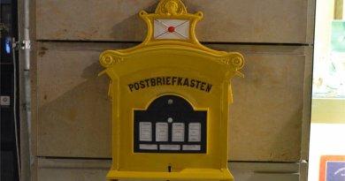 Briefkastenschlüssel futsch