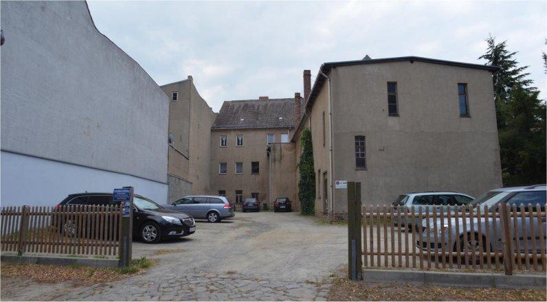Mietwohnung Luckau Stellplatz