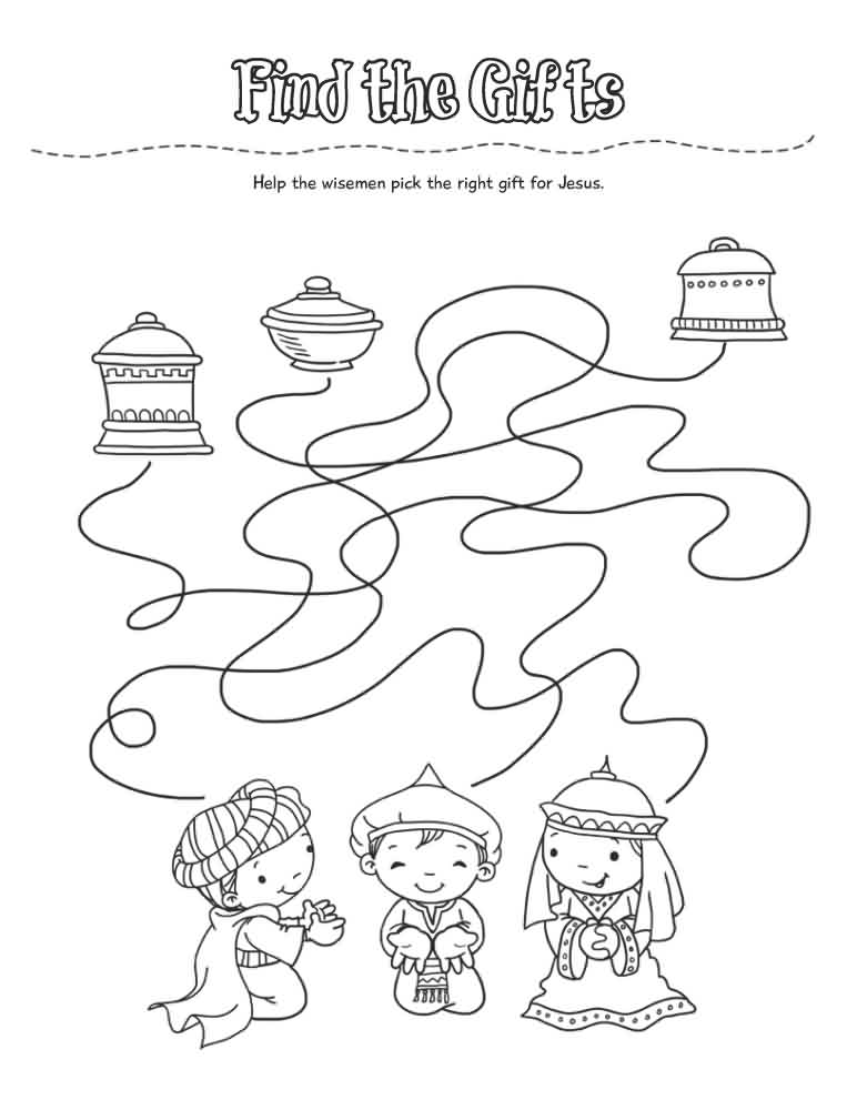New Testament Coloring and Activity Book