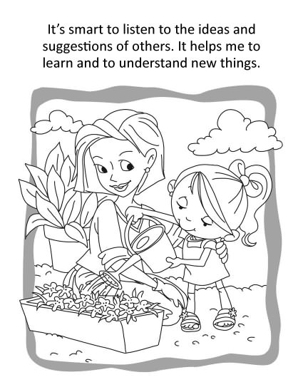 Proverbs – Coloring and Activity Book
