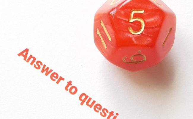 60 Questions – Answer #5