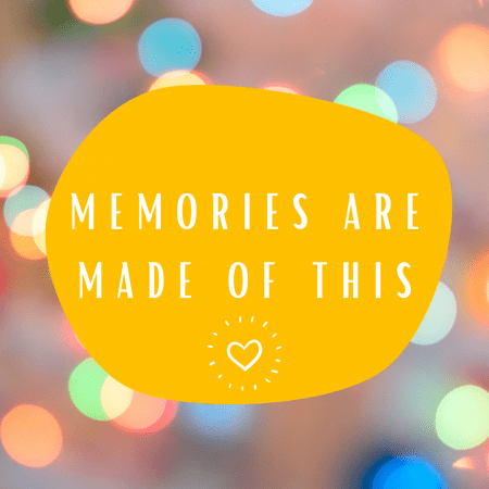 Memories are made of this – Antwort 39