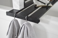 DIY BADEWANNENABLAGE - BATHTUB TRAY - IKEA HACK Hejne Shelf