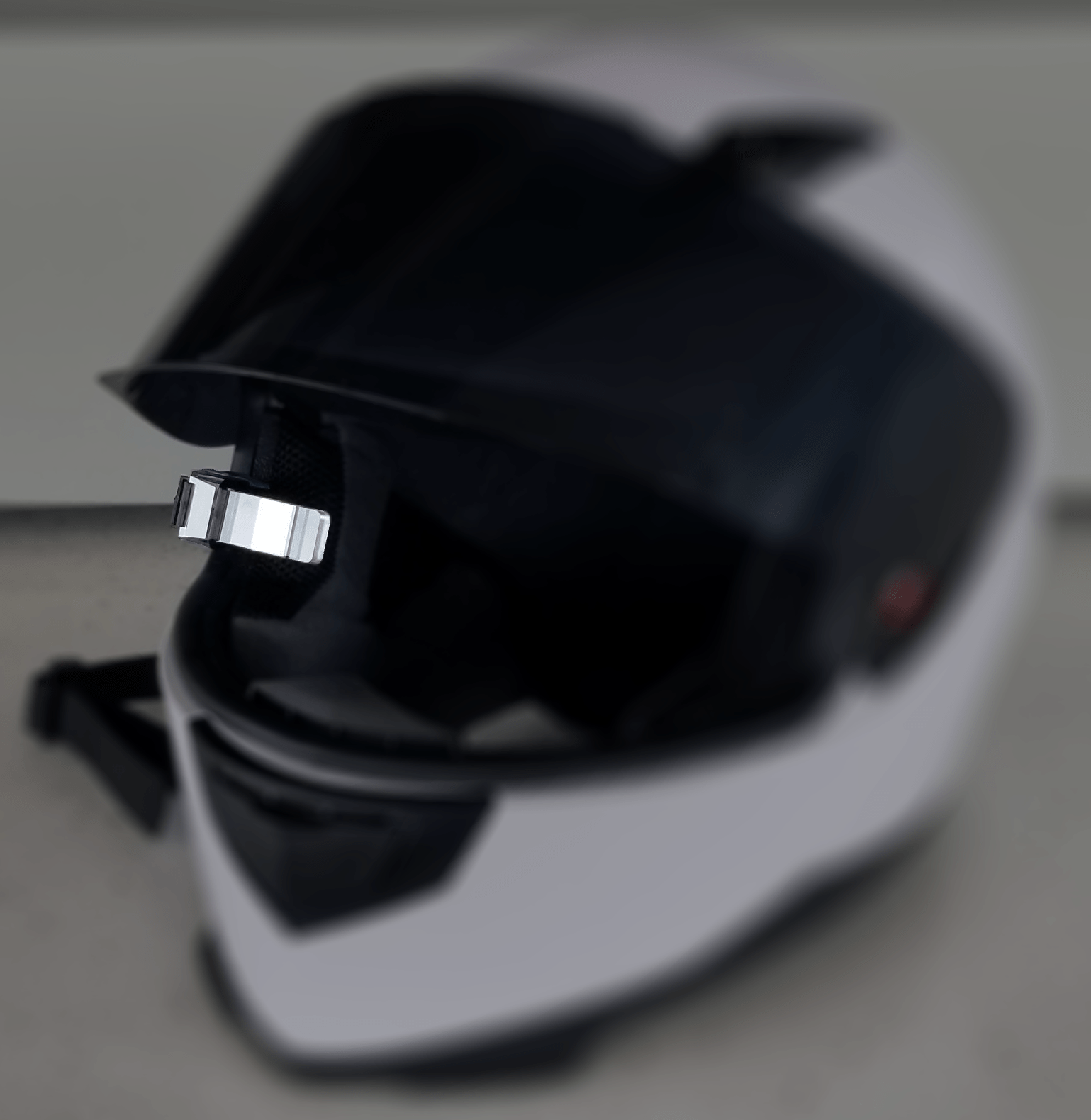 Intelligent Cranium Helmets: 100 Percent Transparency