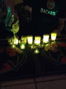 Drink Shots at Bar 101 Charleston WV