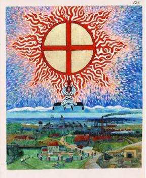Jung, Red Book illustration