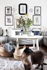 Wohnzimmer Im Vintage Look ~ Raum und Mbeldesign Inspiration