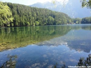 Piburger See in Tirol