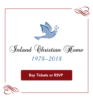 Inland Christian Home 40th Anniversary Celebration