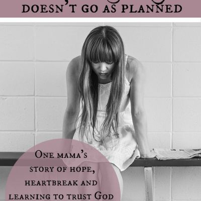 When Pregnancy Doesn't Go as Planned: My Story – part 1