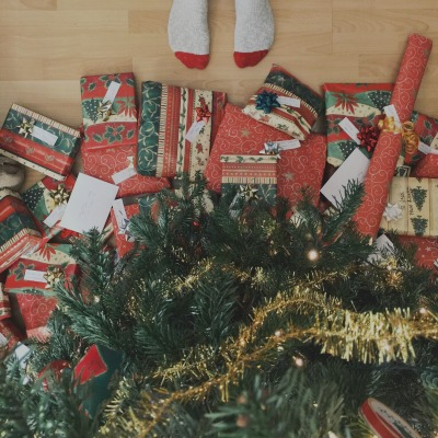 Giving up on a Perfect Christmas