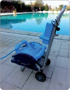 Havuz Robotu ICH roboter 120-V-ARABALI