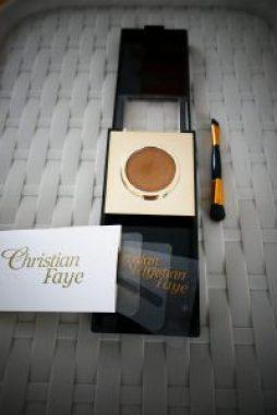 Christian Faye Augenbrauenpuder