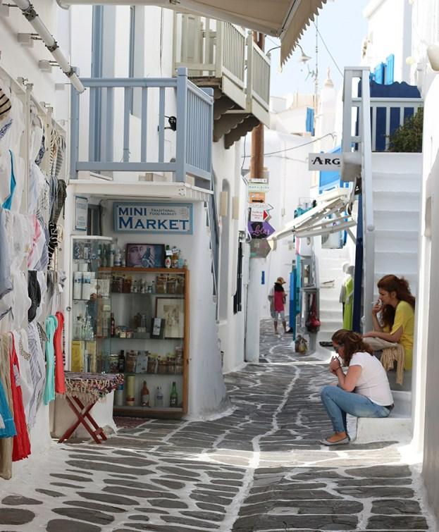 Mykonos Stadt